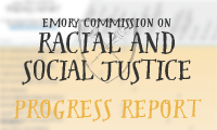 Commission on Racial and Social Justice Progress Report